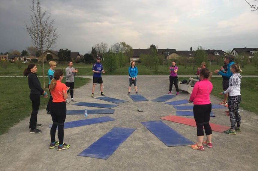 Funktionelles Outdoor Training