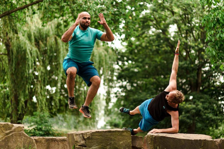Alternativ zum Fitnessstudio in Bonn an der frischen Luft