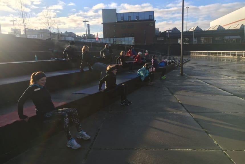 Finde dein Outdoor Fitnessstudio in Bremen