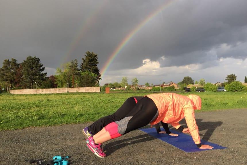 Spass am Sport bei jedem Wetter