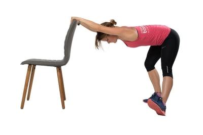 Rücken Training Faszien
