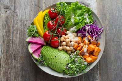 Gemüse bunt