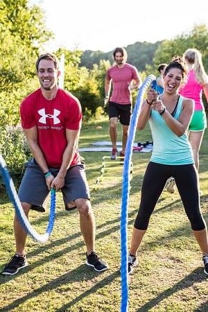 Outdoor Fitness Training | Outdoor Training