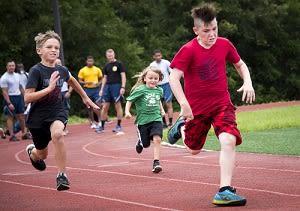 Kindersport Kinder Sport Bewegung