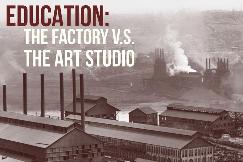 fábrica vs estudio