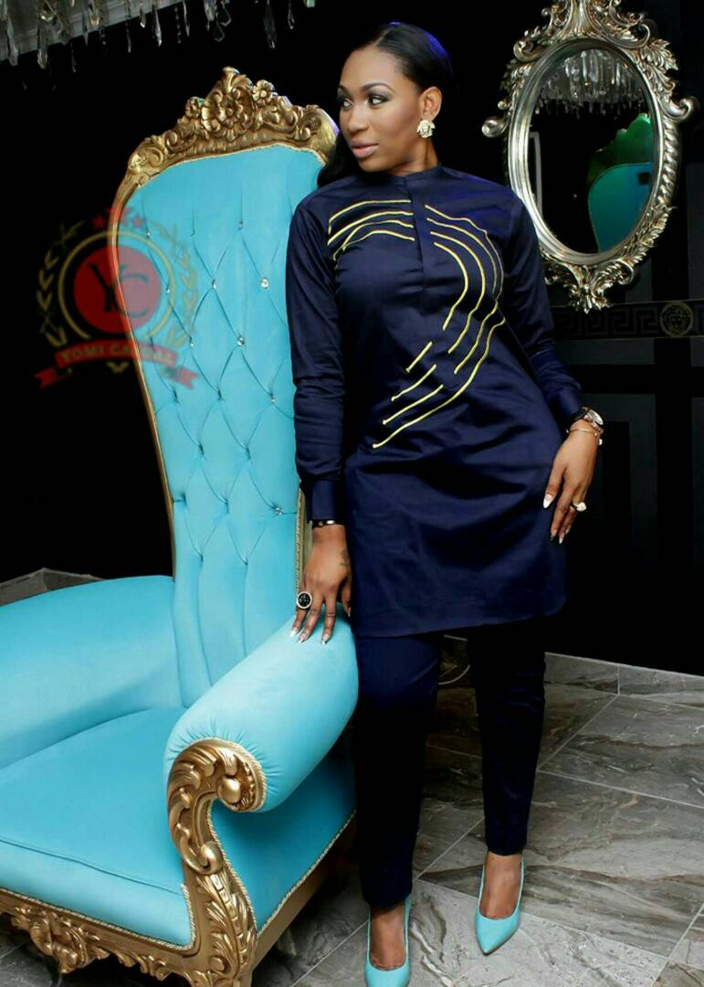 Top and Trouser