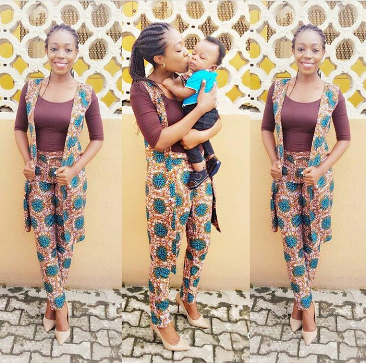 Ankara Jacket and Trouser