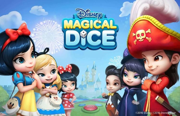Aplicativo para celulares e tablets Disney Magical Dice um banco imobiliario virtual para smartphone ozten blog