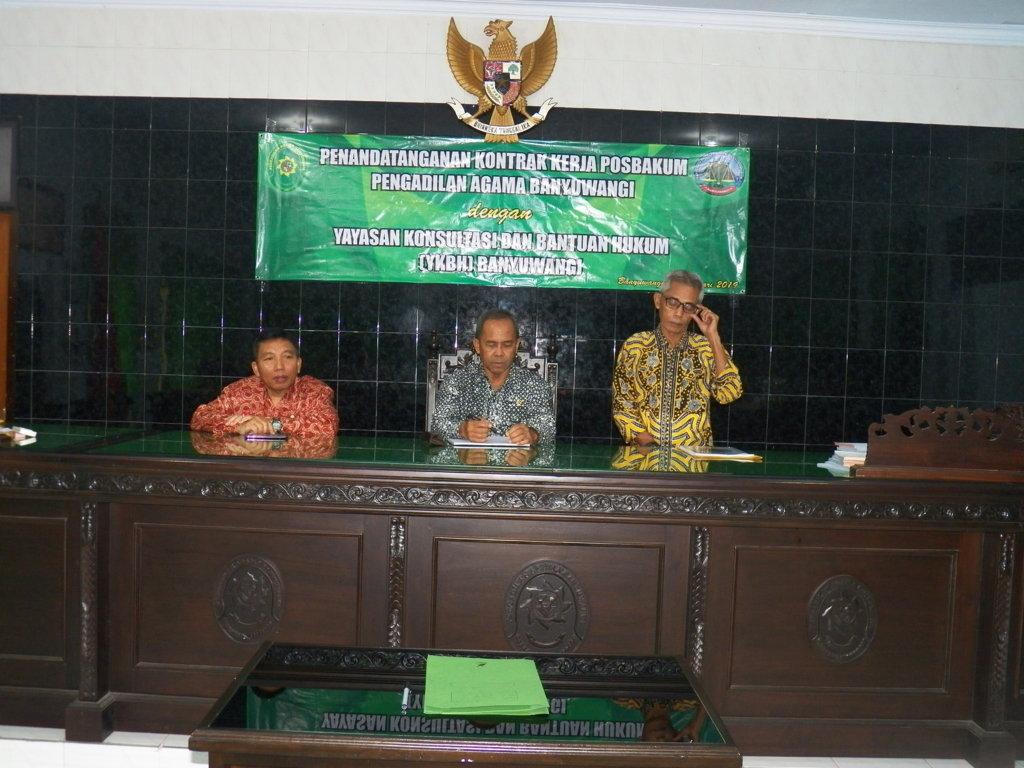 Kerjasama YKBH dan PA Bwi