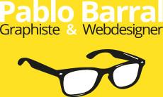 Pablo Barral Graphiste Webdesigner