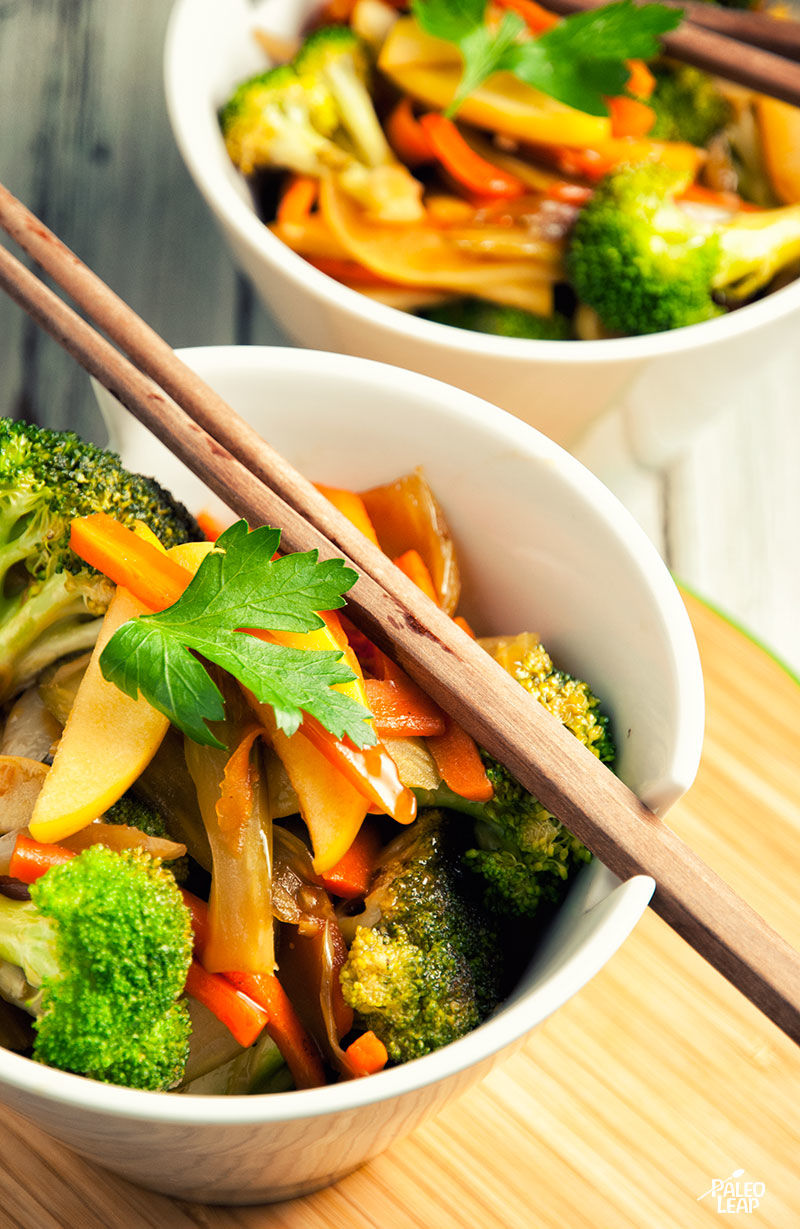 Chicken Curry Apple Stir-Fry Recipes — Dishmaps