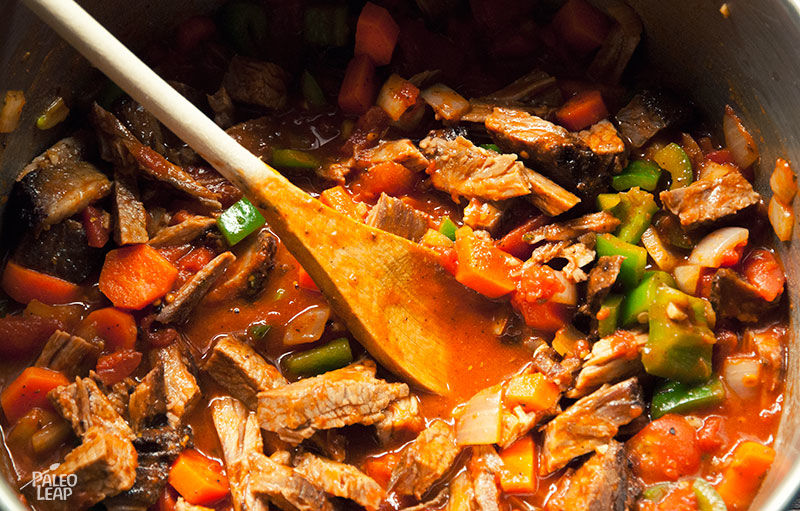 Chili preparation