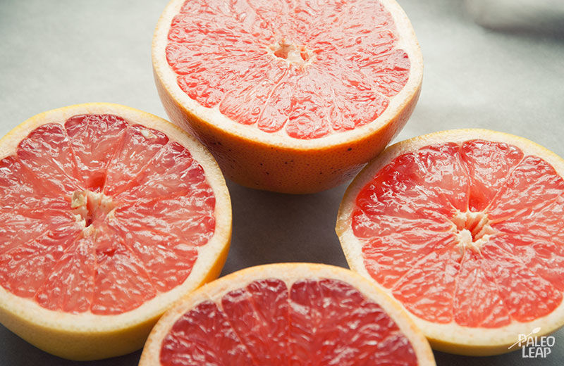 Grapefruit preparation