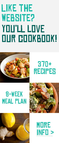 Recipes for a Paleo Diet