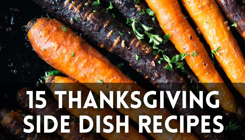 15 Thanksgiving Side Dish Recipes