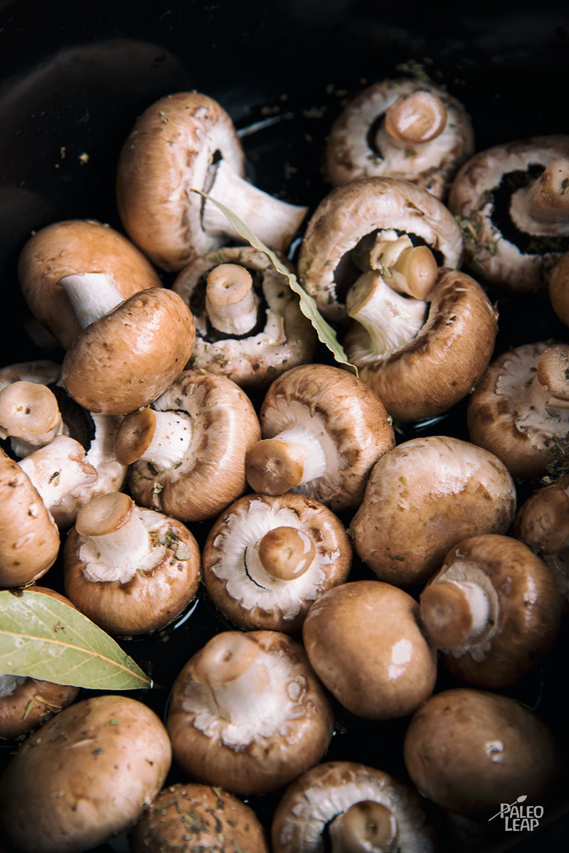 Mushroom preparation