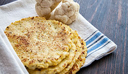 Cauliflower Tortillas