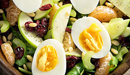 Cranberry And Clementine Salad