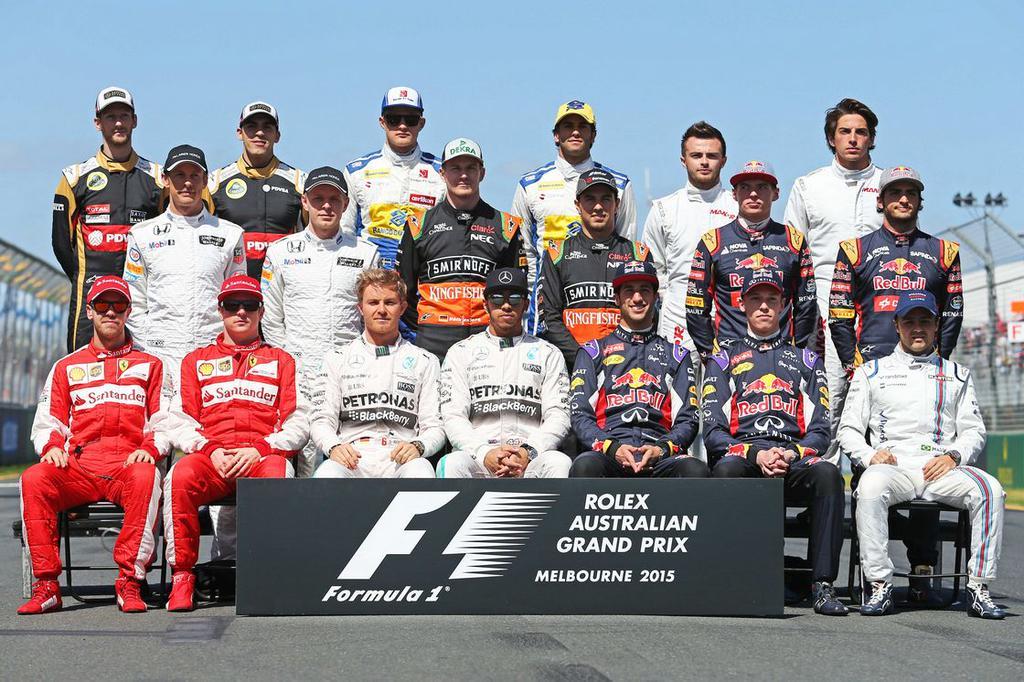 Команды формулы1 2014 formula1rusru