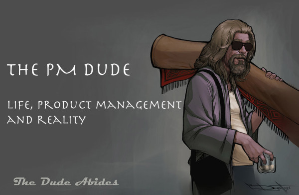 The PM Dude Logo