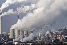 America pollution
