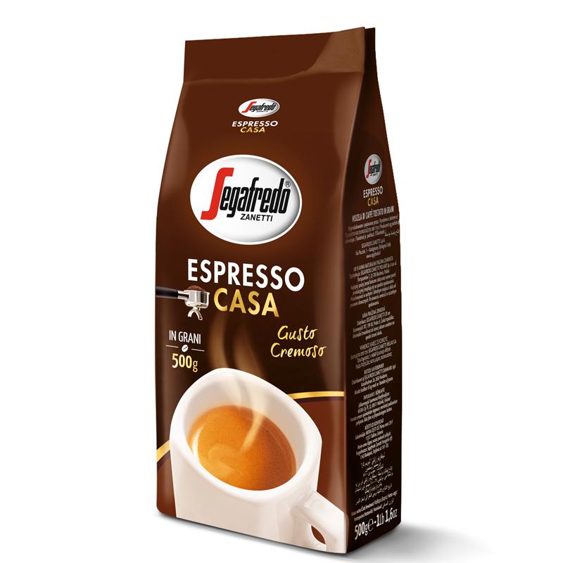 segafredo zanetti casa coffee bin