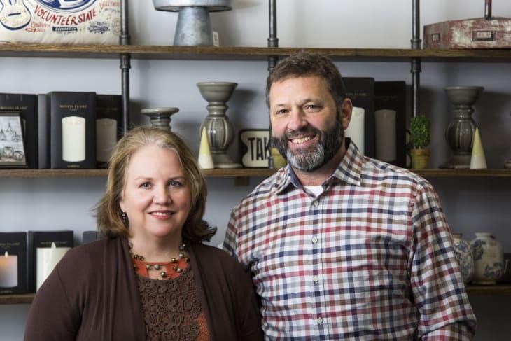 Cindy and Tim