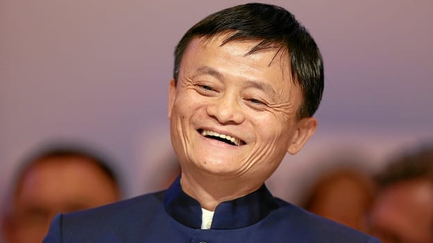 Alibaba co-founder Jack Ma will step down next year