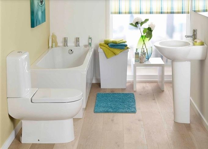 Cómo decorar un cuarto de baño pequeño? - Blog