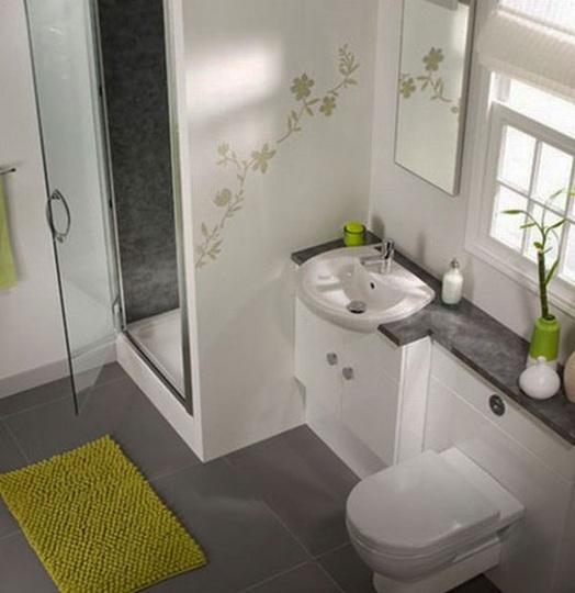 Decorar Baños Oscuros:decorar baños pequeños