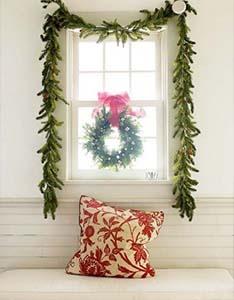 Decorar persianas y ventanas en Navidad - Blog