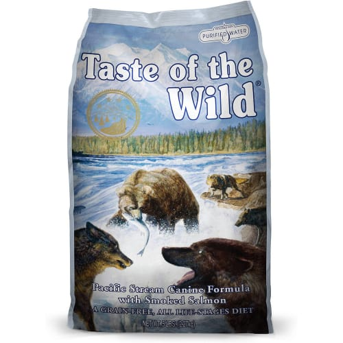 Taste Of The Wild - Pacific Stream Grain-Free Dry Dog Food