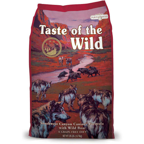 Taste Of The Wild - Southwest Canyon Grain-Free Dry Dog Food