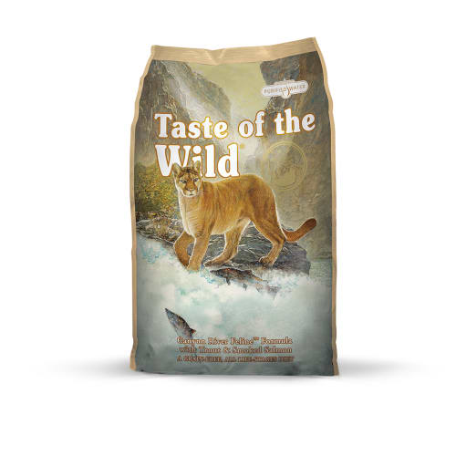 Taste Of The Wild - Canyon River Feline Formula Grain-Free Dry Cat Food