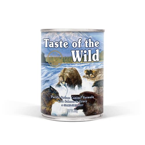 Taste Of The Wild - Pacific Stream Formula Grain-Free Canned Dog Food