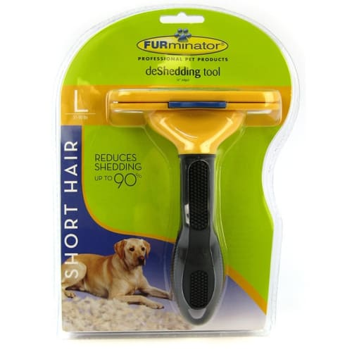 Furminator - Deshedder Short Hair Dog, Large