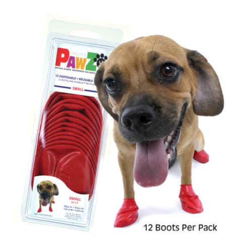Pawz - SM Red Dog Boots
