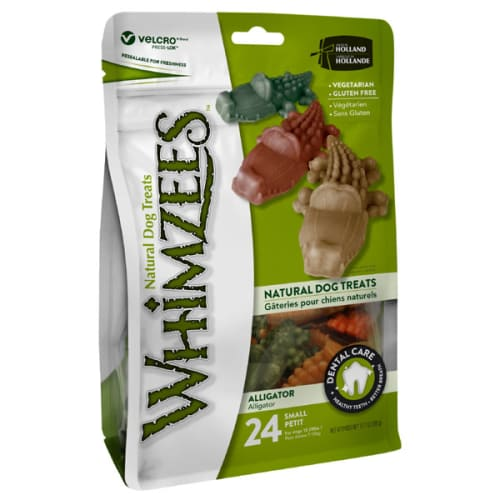 Whimzees - Alligators Small, 12.7oz