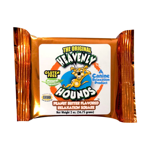 Heavenly Hounds - Peanut Butter Flavored Relaxation Treat, 2oz