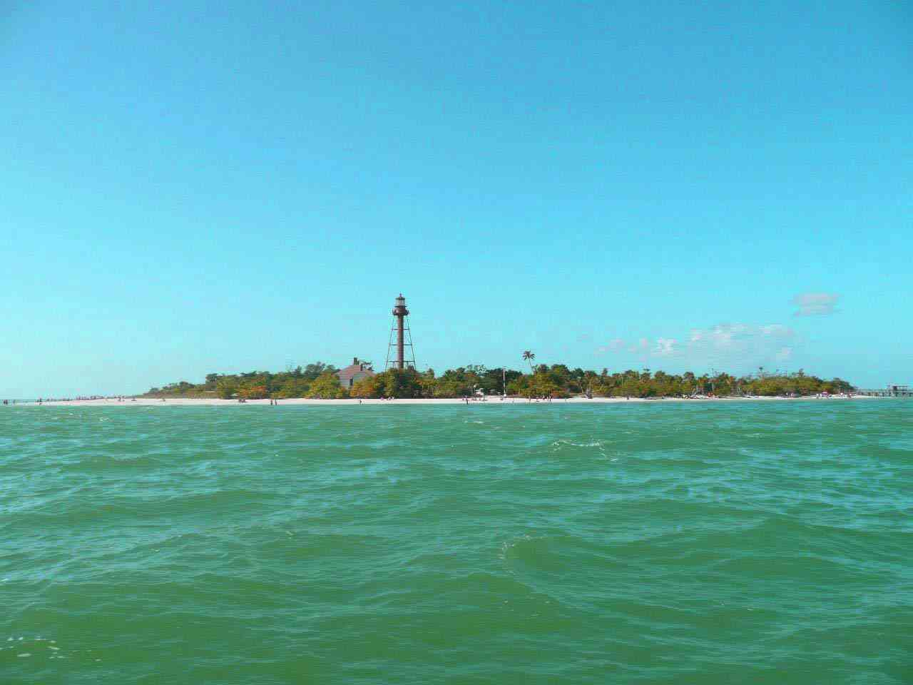 How do you pronounce Sanibel?