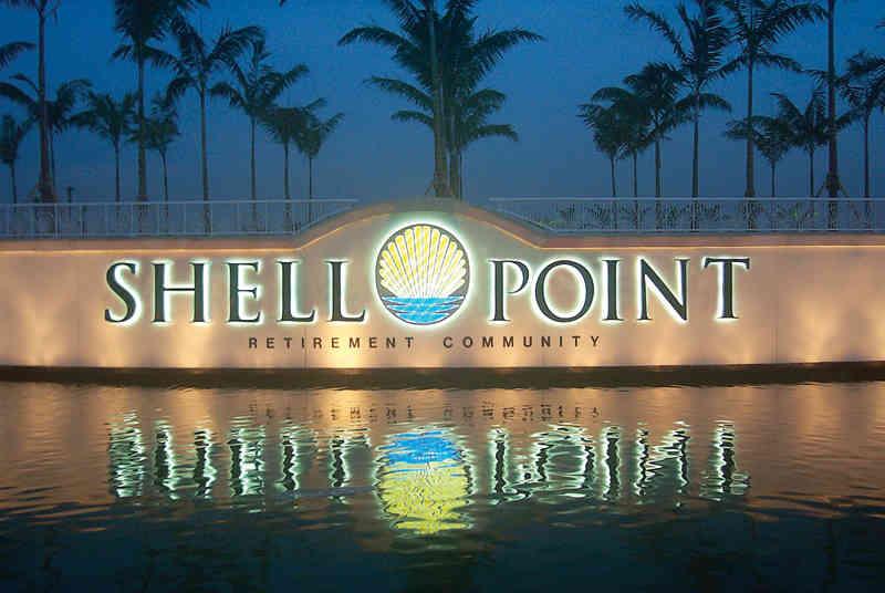 Shell Point Retirement Community near Sanibel Island
