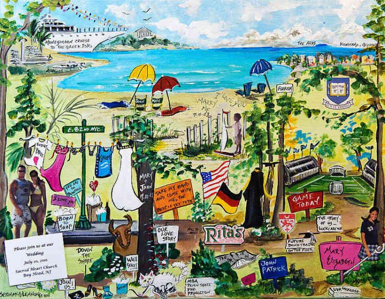 Artist Seton McGlennon & Sanibel Island