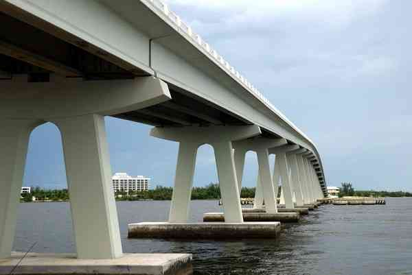 Sanibel Draw Bridge Replacement Progress
