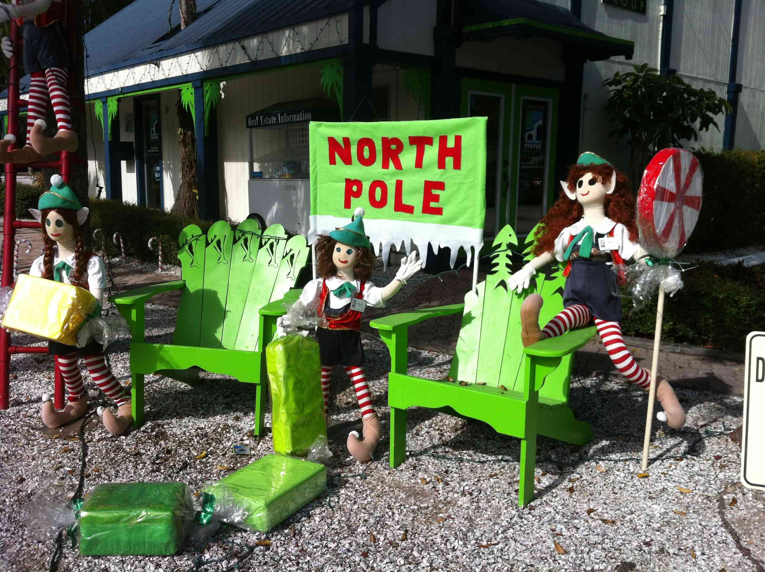 Sanibel Elves Named by Lauren Lockard