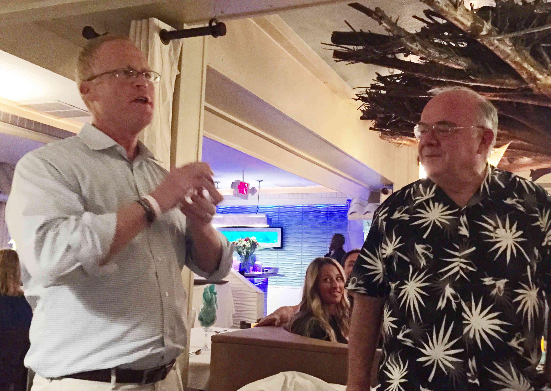 Kiwanis Names Eric Pfeifer President