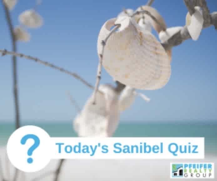 Are You a Sanibel Expert? Take Today's Quiz