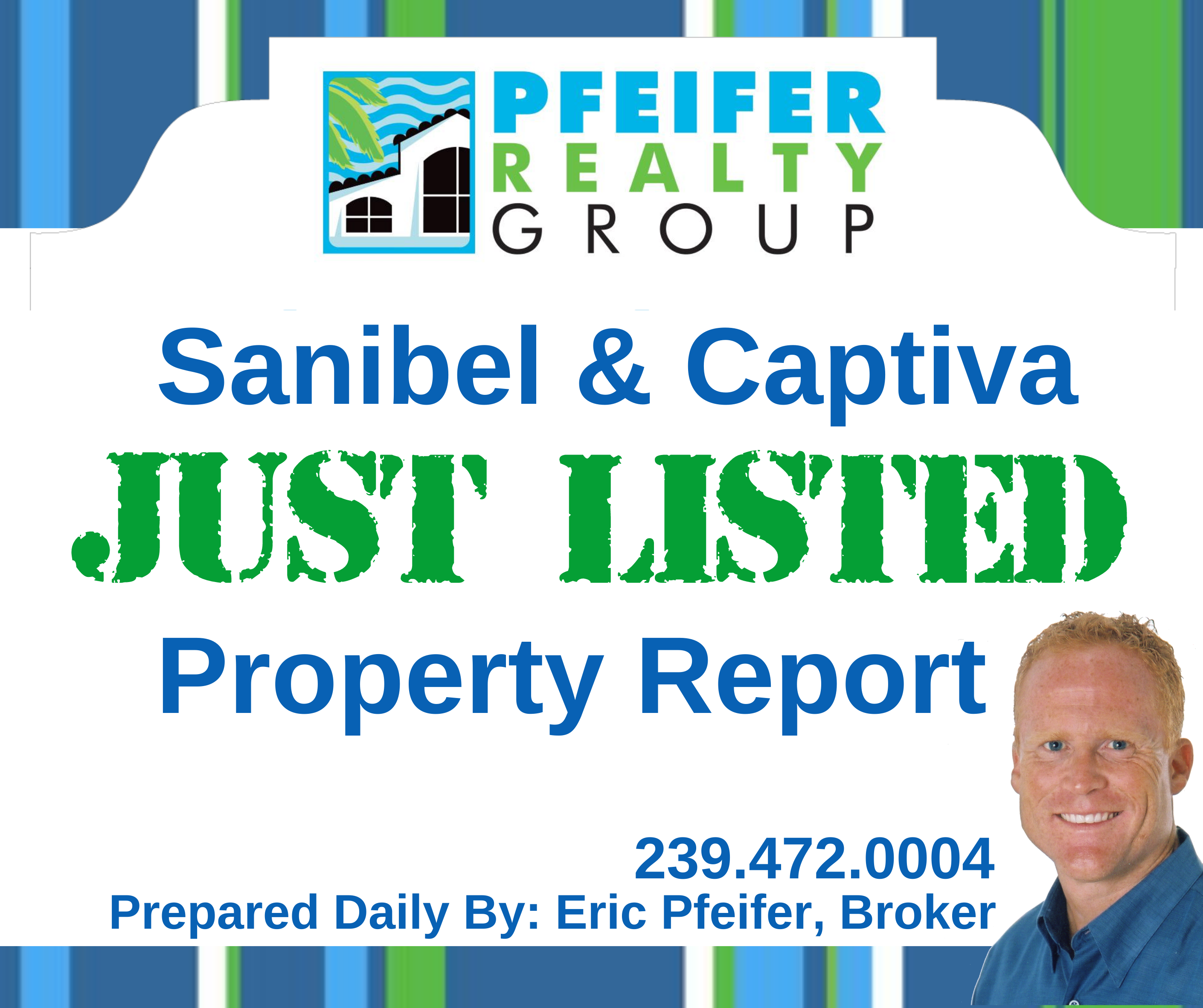 Just Listed Property Report