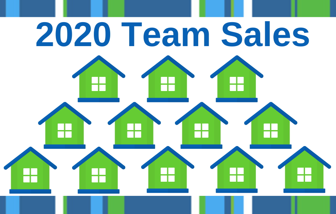 Pfeifer Team 2020 Sales