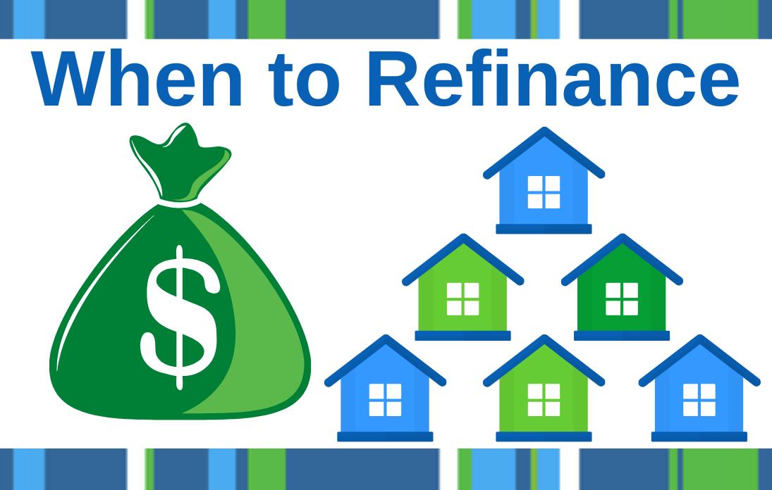 When Does Refinancing Make Sense