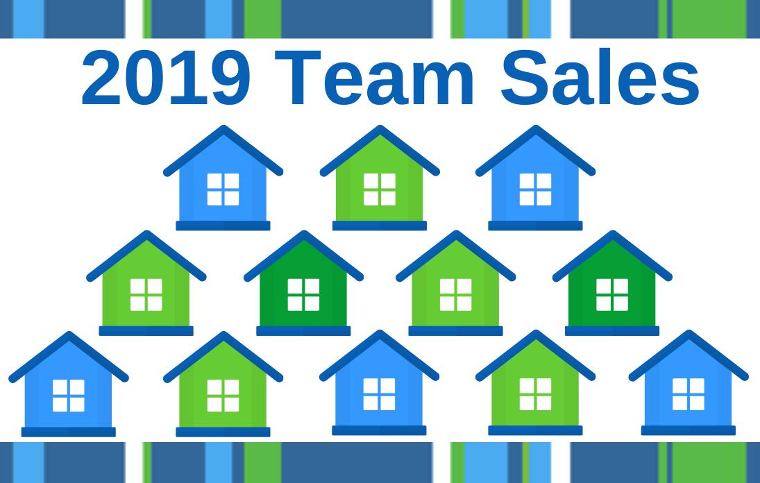 Pfeifer Team 2019 Sales